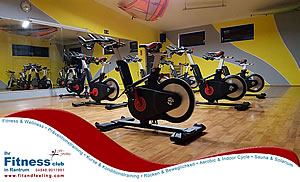 Fit and Feeling - Indoor Cycling
