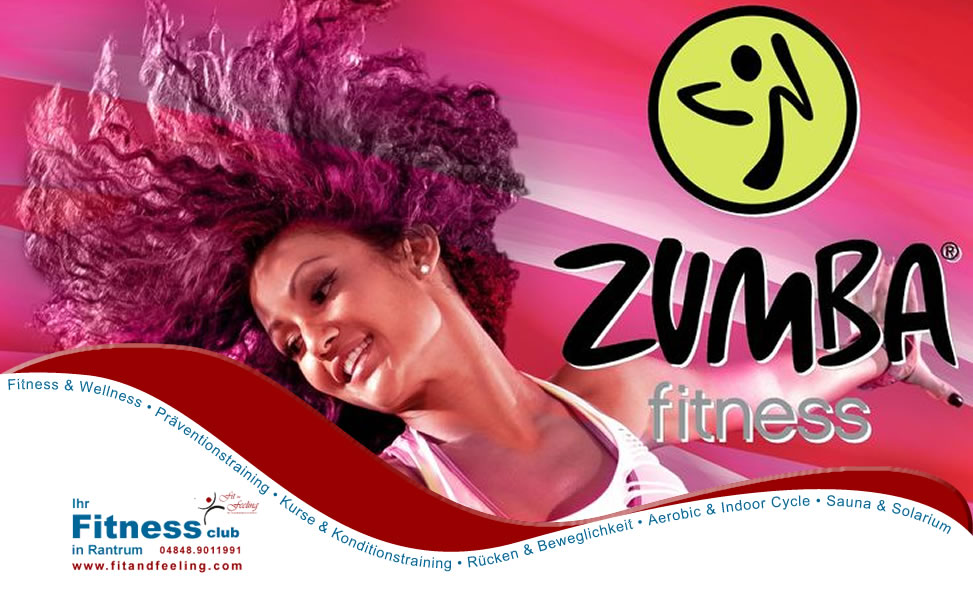 Fit and Feeling - Zumba Fitness in Rantrum bei Husum